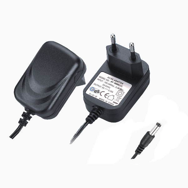 5V 2.5A  power charger adapter